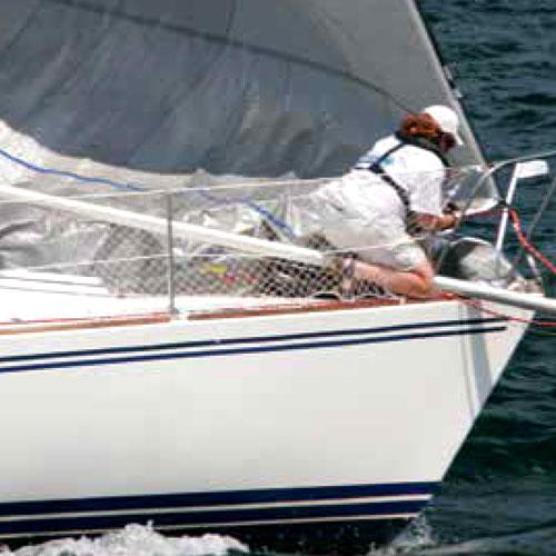 Sailboat Lifeline Netting