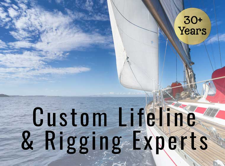 Need an Estimate for Your Sailboat Lifeline Replacement